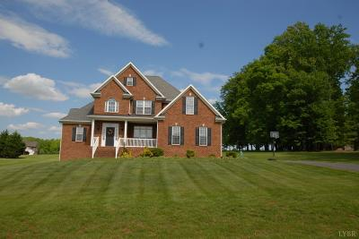 Bedford County Single Family Home For Sale: 1090 Williams Crossing