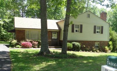 Forest VA Single Family Home For Sale: $164,900