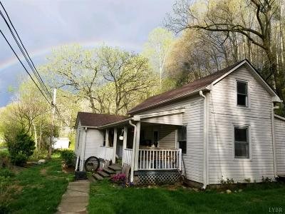 Bedford County Single Family Home For Sale: 17475 Big Island Highway