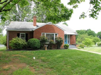 Bedford County Single Family Home For Sale: 610 Pine Street
