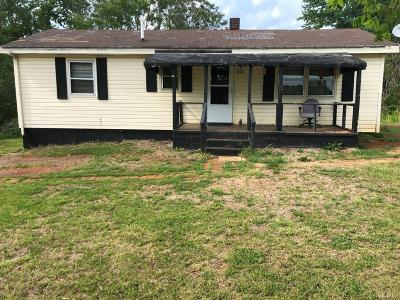 Monroe Single Family Home For Sale: 4742 Elon Rd