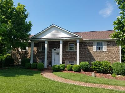 Lynchburg County Single Family Home For Sale: 1121 Moreview