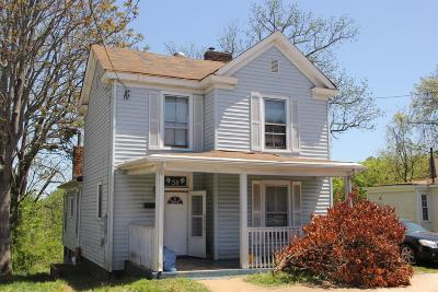 Lynchburg County Single Family Home For Sale: 58 Federal Street