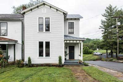Lynchburg Single Family Home For Sale: 129 Cabell Street