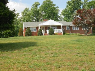 Amherst Single Family Home For Sale: 303 Dug Hill Road