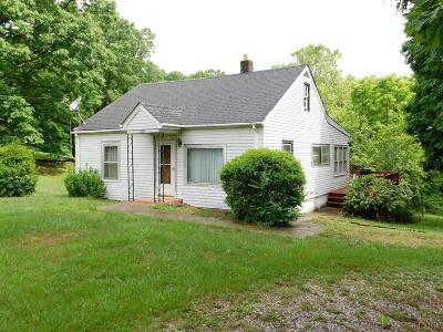 Madison Heights Single Family Home For Sale: 350 Elon Road