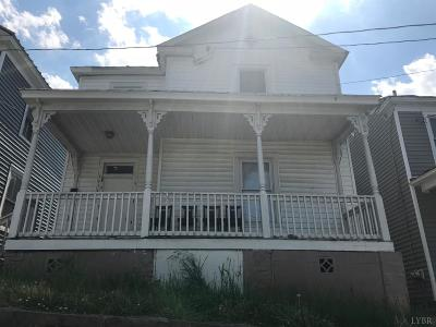 Lynchburg Single Family Home For Sale: 2019 Main Street