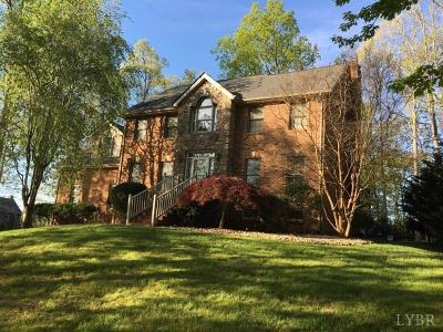 Forest Single Family Home For Sale: 1152 Compton Place
