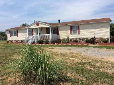 Bedford County Single Family Home For Sale: 6941 Moneta Road