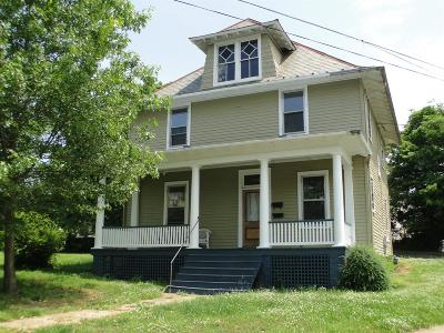 Lynchburg Multi Family Home For Sale: 1310 Early Street