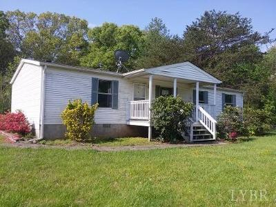 Bedford County Single Family Home For Sale: 1068 Perennial Lane