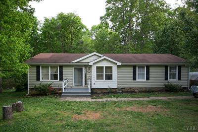 Bedford County Single Family Home For Sale: 2004 Coltons Mill Road