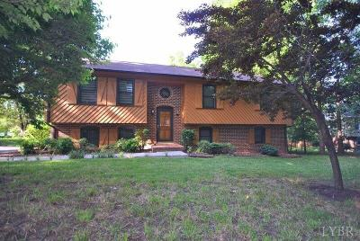 Bedford County Single Family Home For Sale: 102 Townson Court
