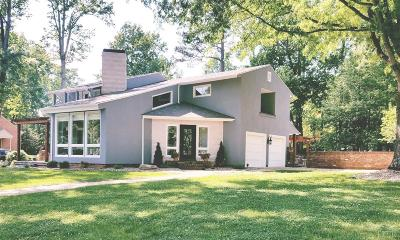 Lynchburg Single Family Home For Sale: 1201 Norvell House Court