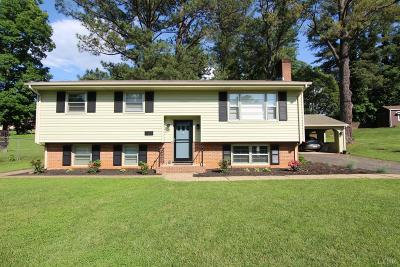 Lynchburg County Single Family Home For Sale: 1106 Craigmont Drive