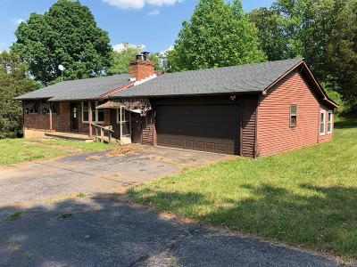Forest Single Family Home For Sale: 1843 Gladden Circle