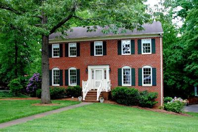 Lynchburg County Single Family Home For Sale: 4916 Locksview Road