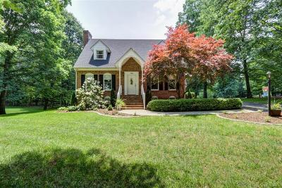 Forest Single Family Home For Sale: 100 Hickory Winds