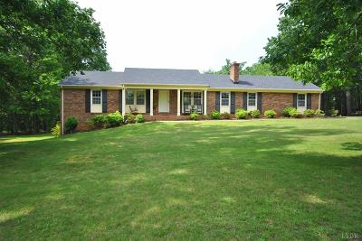 Campbell County Single Family Home For Sale: 4939 Colonial Highway