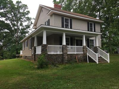 Campbell County Single Family Home For Sale: 856 Bedford Highway