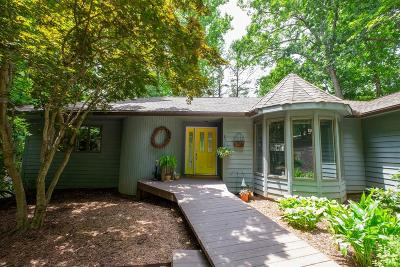 Forest Single Family Home For Sale: 411 Lake Vista Drive