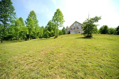 Bedford Single Family Home For Sale: 5351 Headens Bridge Road