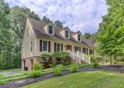 Forest Single Family Home For Sale: 43 Federal Hill Drive