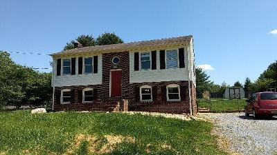 Madison Heights VA Single Family Home For Sale: $110,000