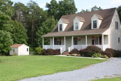 Concord Single Family Home For Sale: 2351 Red Oak School Road