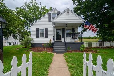 Altavista Single Family Home For Sale: 1118 8th Street