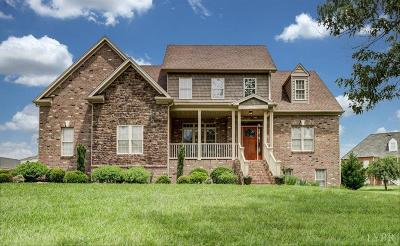 Forest Single Family Home For Sale: 2444 Colby Drive