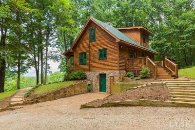 Amherst Single Family Home For Sale: 495 Hidden Acres Lane