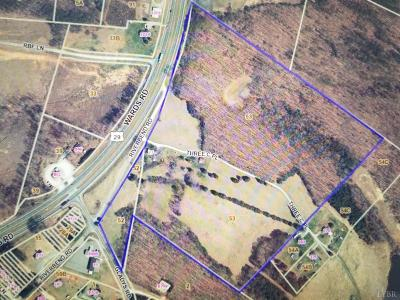 Campbell County Residential Lots & Land For Sale: Wards Road