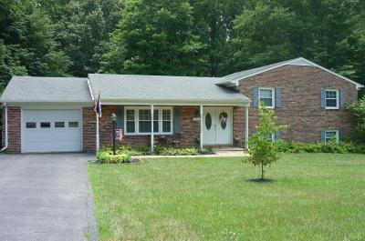 Campbell County Single Family Home For Sale: 316 Burr Oak Road
