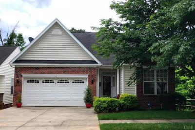 Lynchburg Single Family Home For Sale: 310 Legacy Oaks Circle