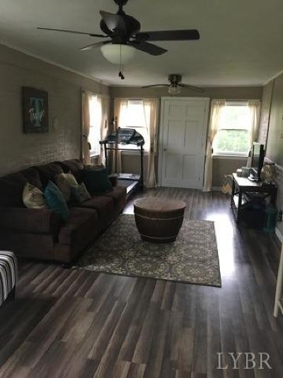 Bedford Single Family Home For Sale: 3276 Centerville Road