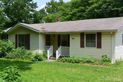 Madison Heights Single Family Home For Sale: 119 Possum Island Road