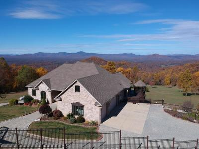 Monroe Single Family Home For Sale: 1700 Wagon Trail Road