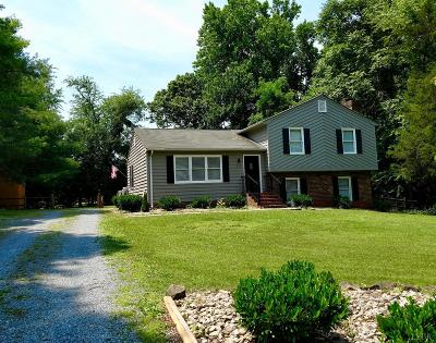 Bedford County Single Family Home For Sale: 110 Woodruff
