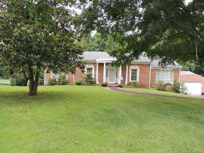 Lynchburg Single Family Home For Sale: 723 Custer Drive