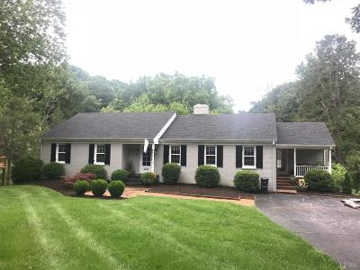 Lynchburg Single Family Home For Sale: 3445 Ivylink Place