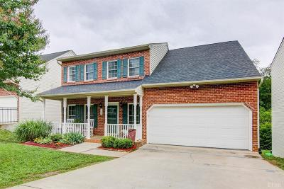 Bedford Single Family Home For Sale: 1188 Crest Ridge Dr.