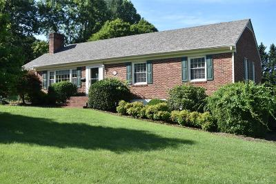 Lynchburg Single Family Home For Sale: 4425 Montgomery Road