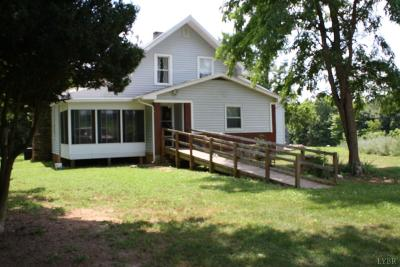 Rustburg Single Family Home For Sale: 989 Red Oak School Road