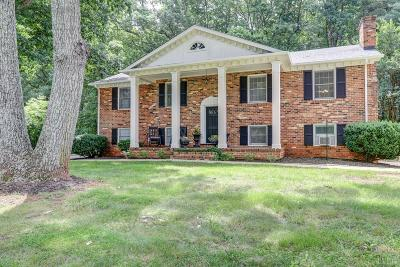 Lynchburg Single Family Home For Sale: 106 Arrowhead Drive