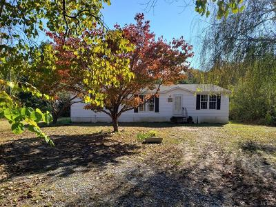 Campbell County Single Family Home For Sale: 5378 Collins Ferry Road