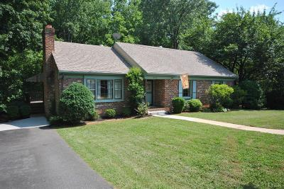 Lynchburg Single Family Home For Sale: 2312 Glencove Place