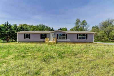 Bedford County Single Family Home For Sale: 2861 Headens Bridge Road