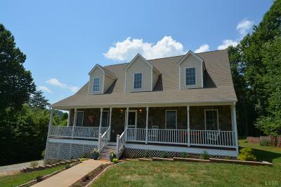Bedford County Single Family Home For Sale: 208 Kings Grant Drive