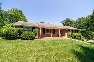 Campbell County Single Family Home For Sale: 29 Arrowhead Drive